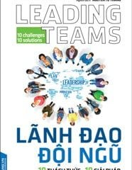 Leading Teams 10 Challenges 10 Solutions now available in Vietnamese